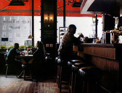 Cafe De Doelen Amsterdam