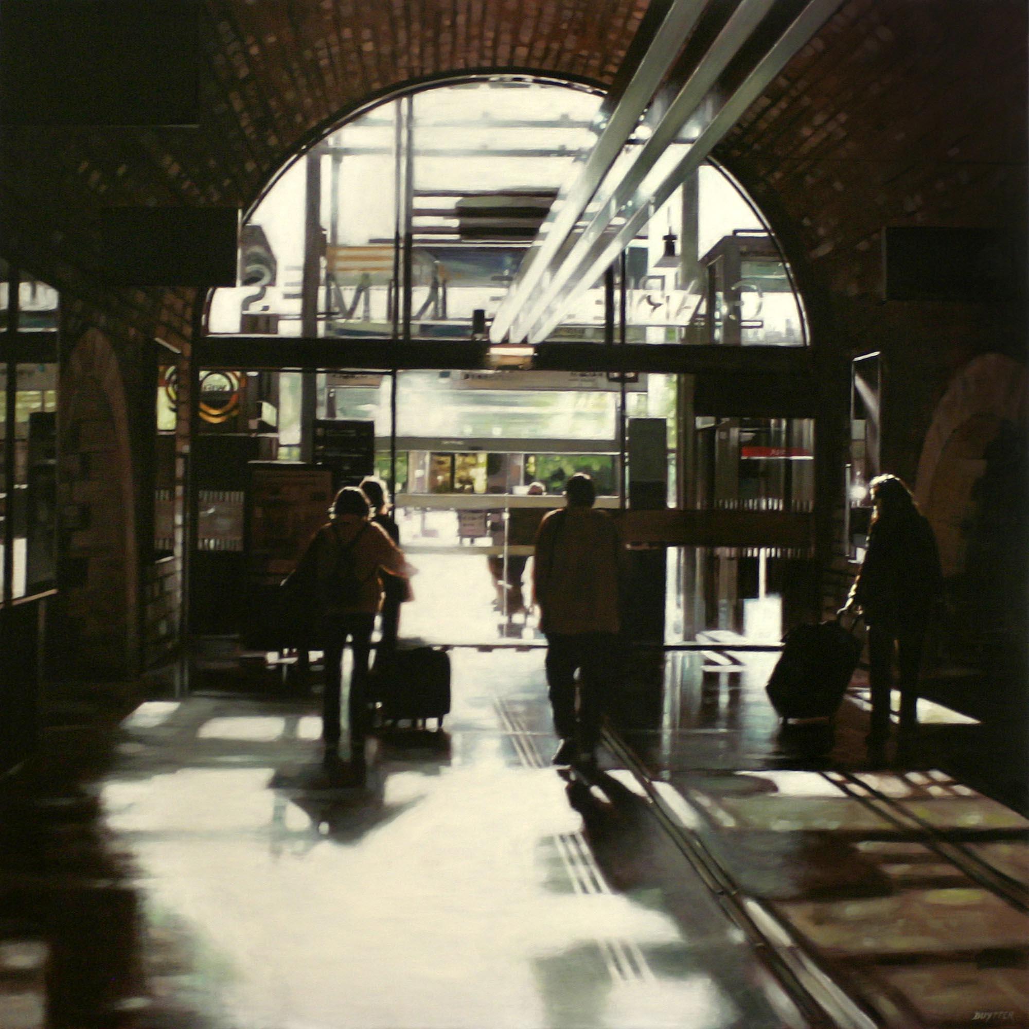 La Gare de Nîmes