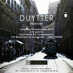 Courcelles Art Contemporain, Paris