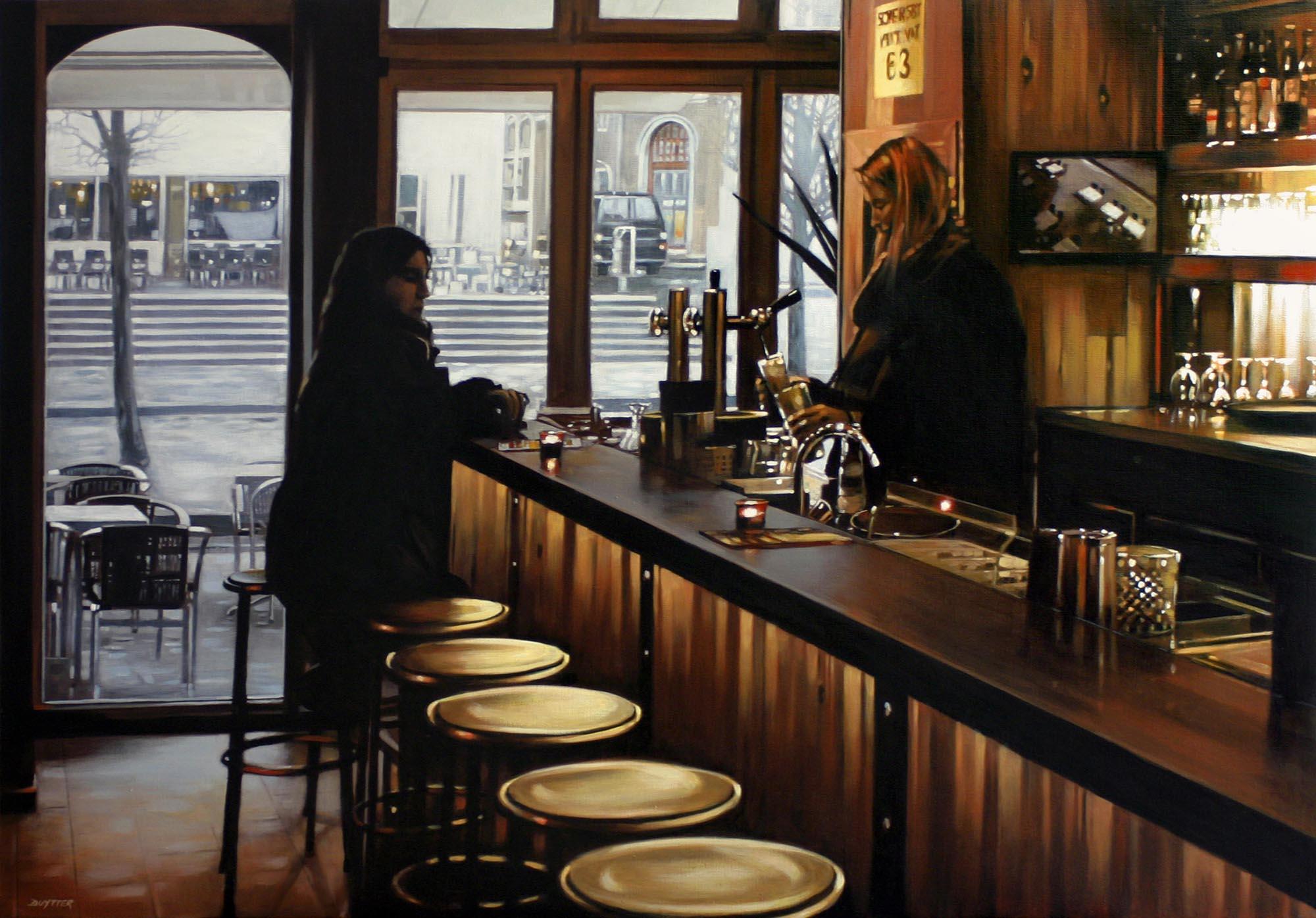 Bar at Leuven