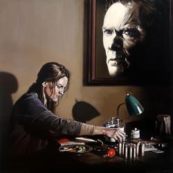 Hommage à Clint Eastwood avec Hilary Swank