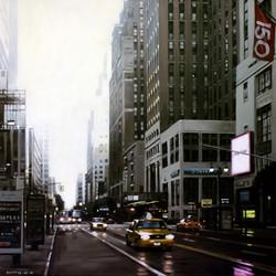 A Day Dream, NYC