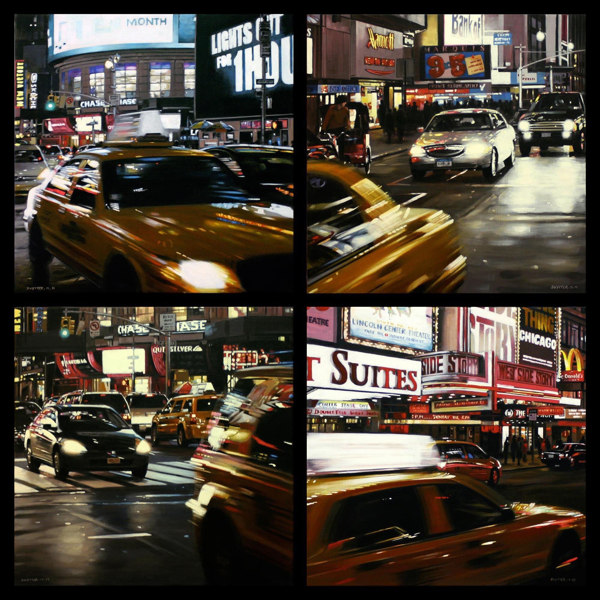 Speedy Time Square - Vendu