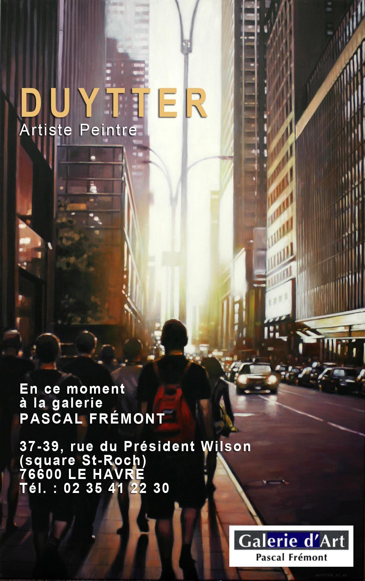 Galerie Pascal Fremont Le Havre
