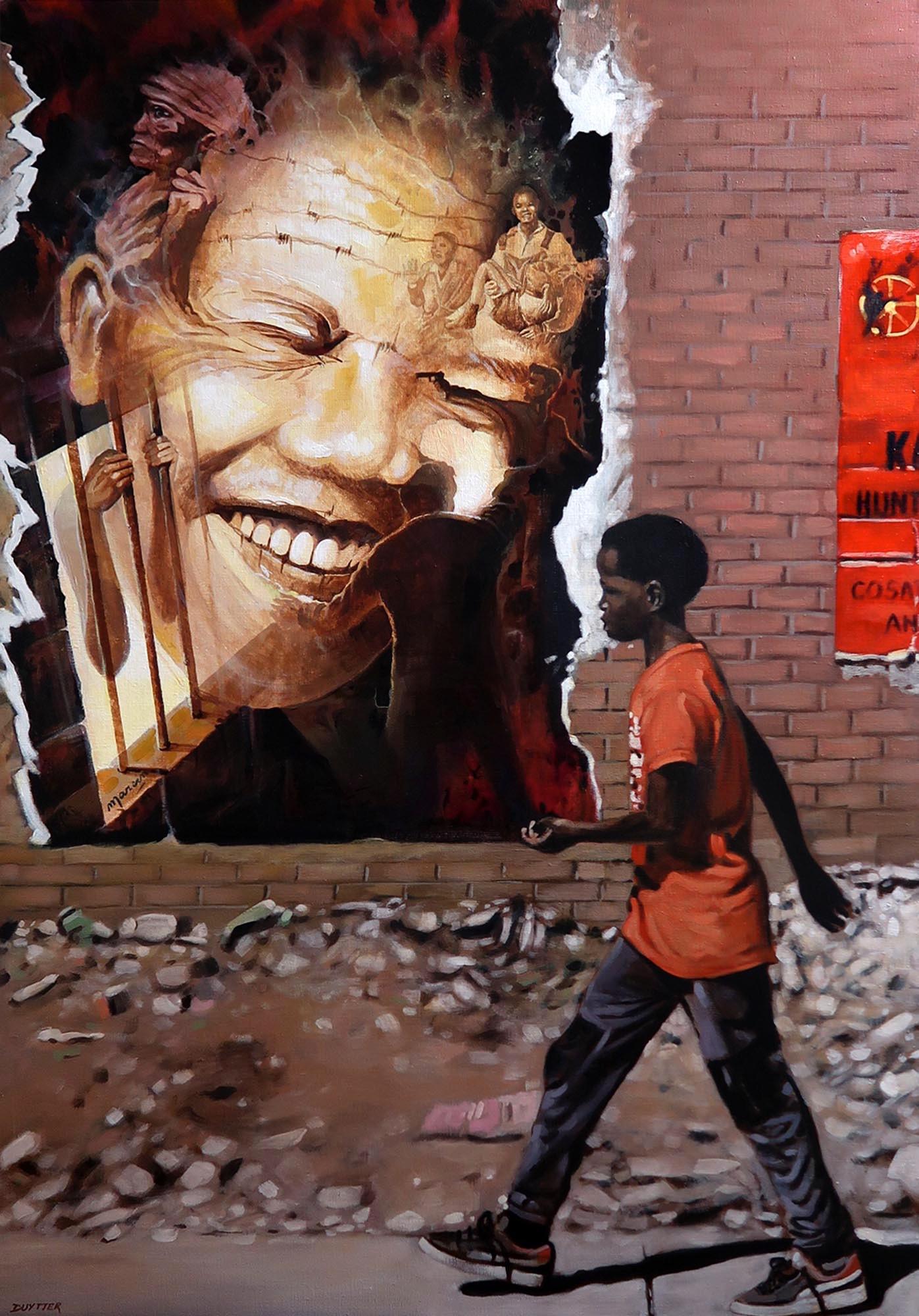 Hommage à Nelson Mandela «Madiba» 4 ma