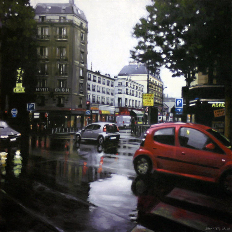 Hotel Baudin Paris