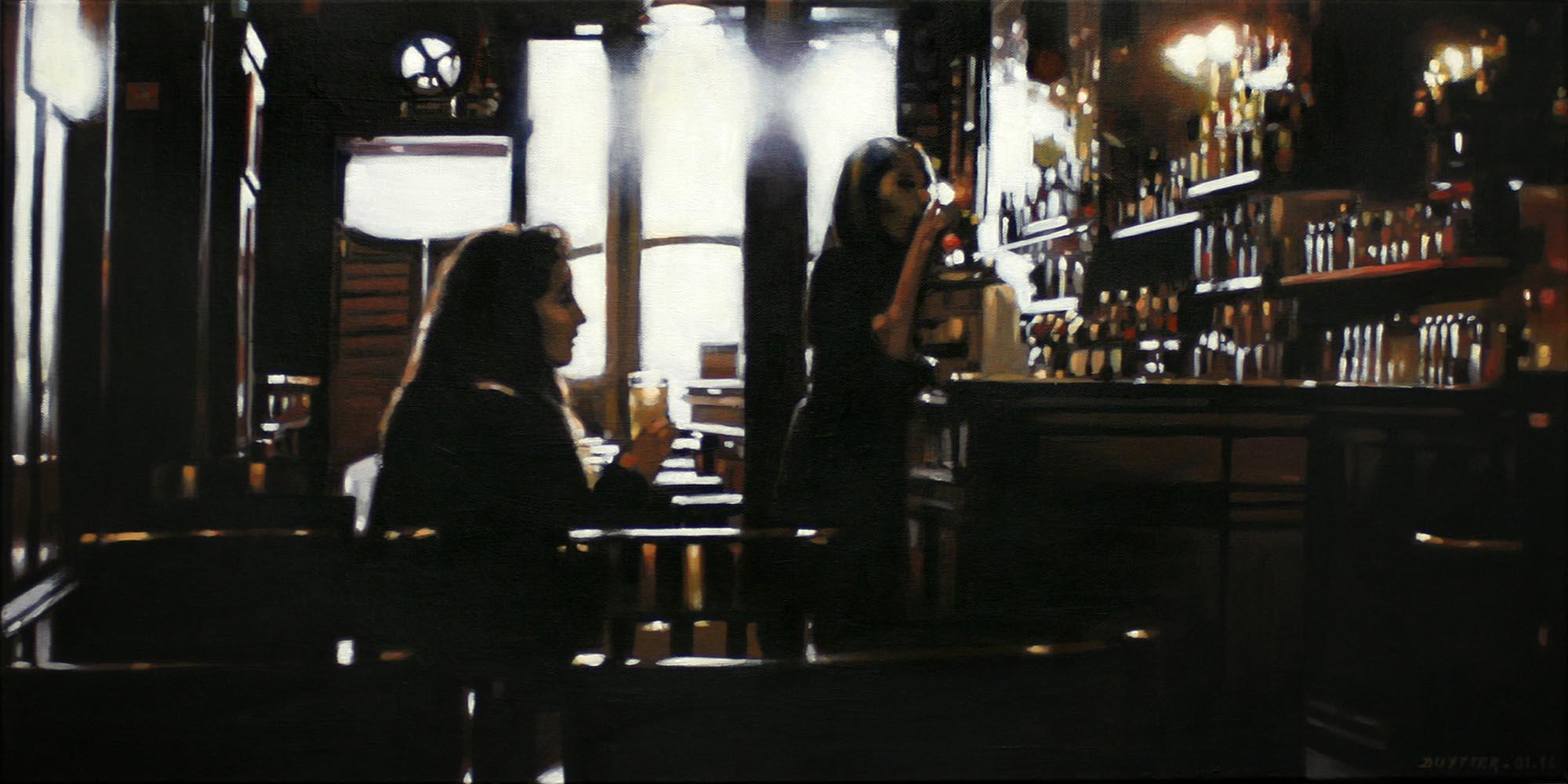 Bar parisien