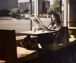 Taylor Lee, acrylique sur toile, 120_100