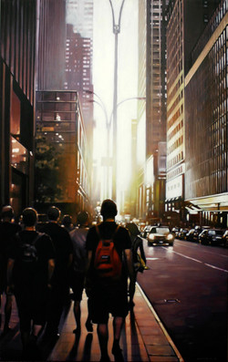 Warm Light at NYC