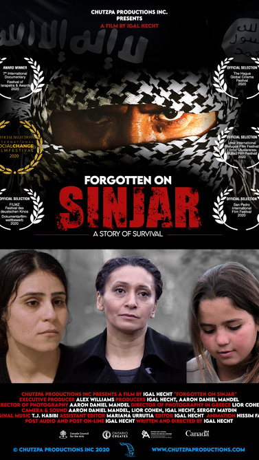 Forgotten on Sinjar