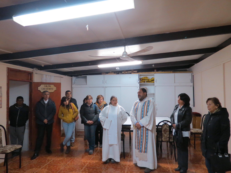 Misa Inauguración