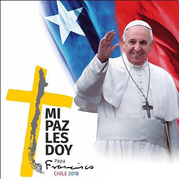 Resultado de imagen para el papa en chile 2018