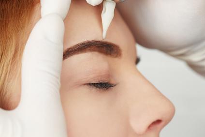 Permanent Make up kface Augenbrauen