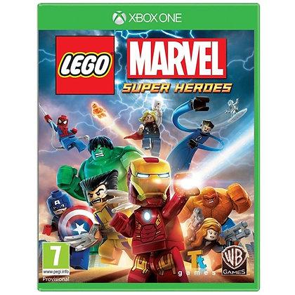 LEGO MARVEL SUPER HEROES UNIV. XONE