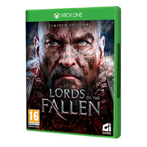 LORDS OF THE FALLEN LIMITED EDITI. Xbox One