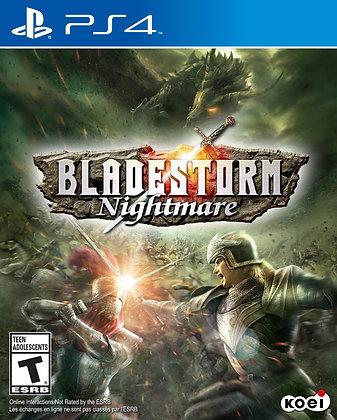 Bladestorm Nightmare. PS4