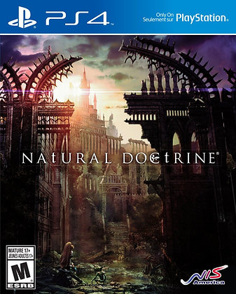 NATURAL DOCTRINE. PS4