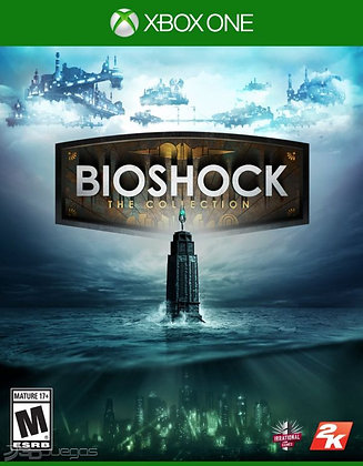 BIOSHOCK. THE COLLECTION. XBOX ONE