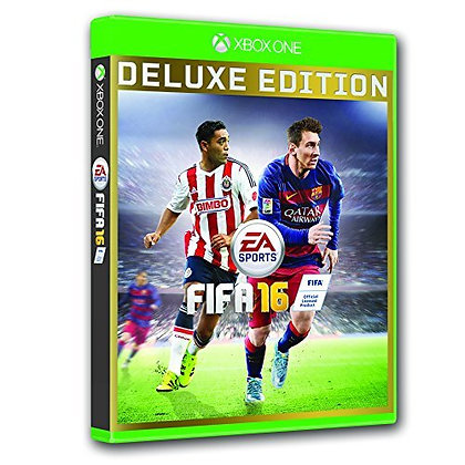 FIFA 16 Deluxe Edition. XBOX ONE