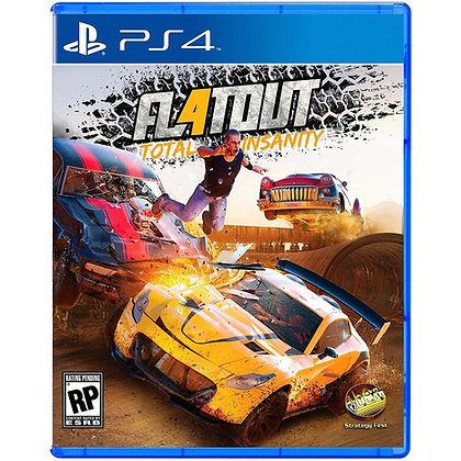 FLAT OUT 4. PS4