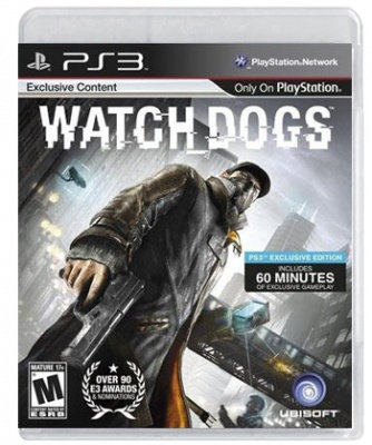 Watch Dogs. Ps3