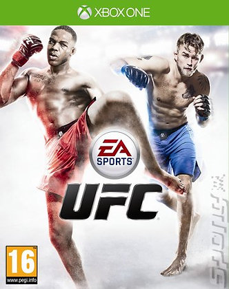 UFC 2014. Xbox One