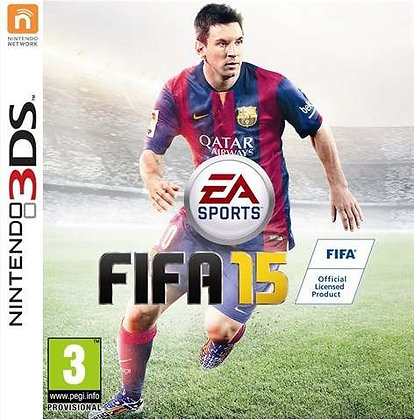 FIFA 15 3DS
