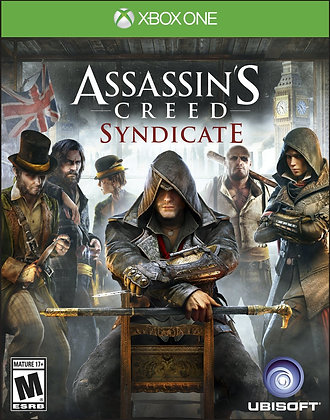 Assassin's Creed Syndicate. XBOX ONE