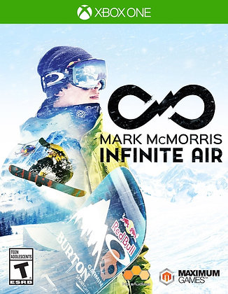 MARK MCMORRIS INFINITE AIR. XBOX ONE