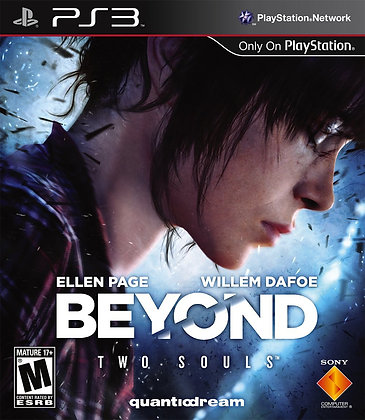 Beyond: Two Souls. PS3