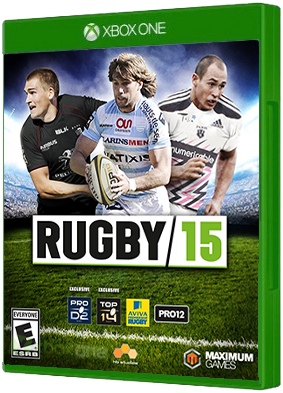 Rugby 15. Xbox One