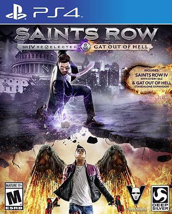 Saints Row IV Re-Elected. PS4