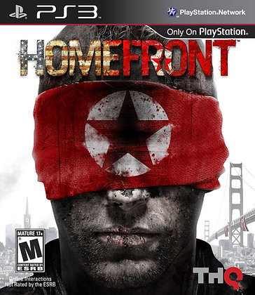 Homefront. PS3