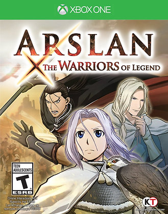Arslan the Warriors of Legend. Xbox One