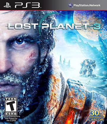 Lost Planet 3. PS3