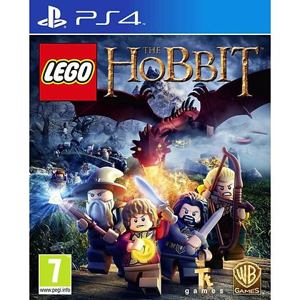 LEGO THE HOBBIT. PS4