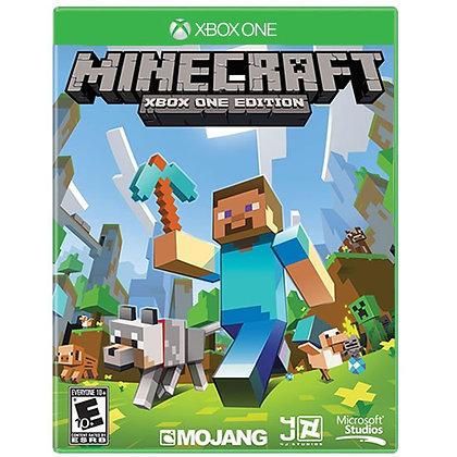 Minecraft. Xbox One