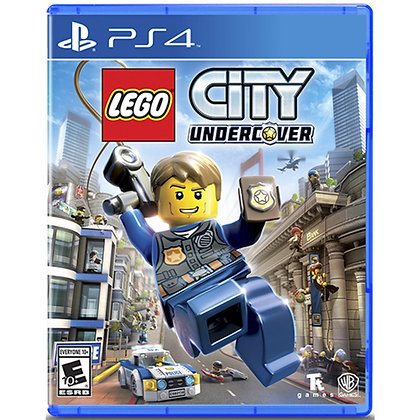 LEGO CITY UNDERCOVER. PS4