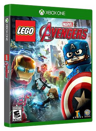 LEGO Marvel Vengadores. Xbox One.