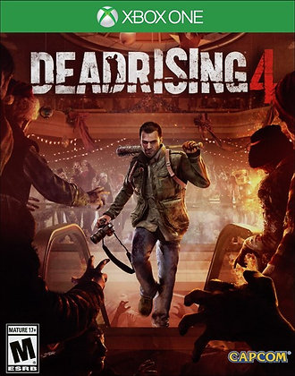 DEAD RISING 4. XBOX ONE
