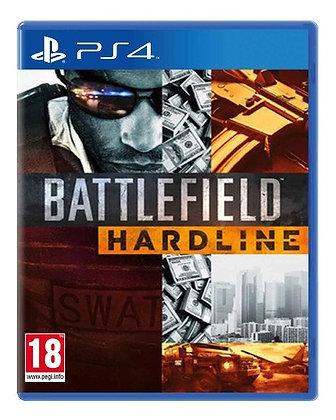 Battlefield Hardline. PS4
