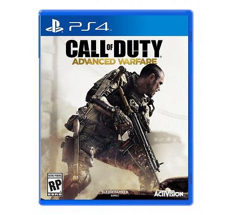 Call of Duty Advance Warfare. Ps4