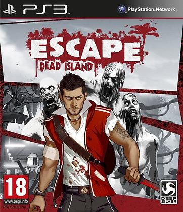 ESCAPE DEAD ISLAND. PS3