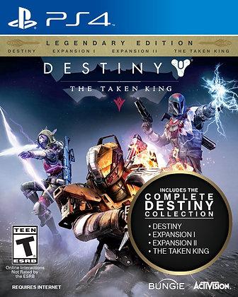 Destiny The Taken King. PS4