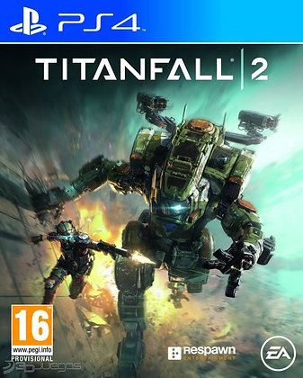 TITANFALL 2. PS4