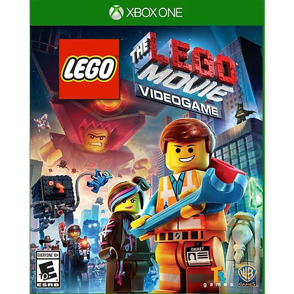 THE LEGO MOVIE VIDEOGAME. XBOX ONE