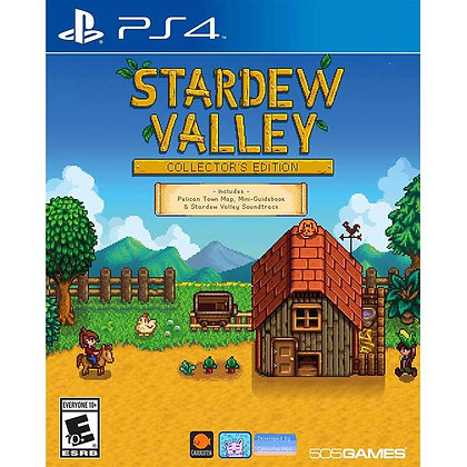 STARDEW VALLEY. PS4