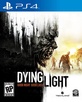 Dying Light. PS4