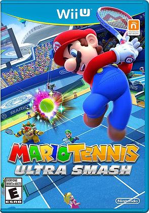 Mario Tennis Ultra Smash. Wii U