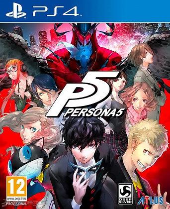 PERSONA 5. PS4